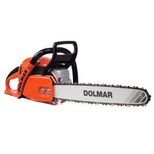 Dolmer PS-500C Promo 2-Stroke Chainsaw 45cm Bar & Chain Carry Case Sale