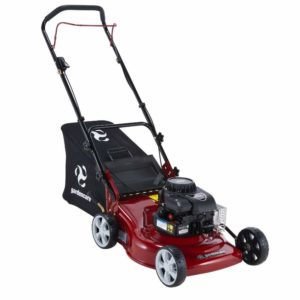 "GARDENCARE LM46P 46CM (18"") PETROL PUSH LAWNMOWER SALE"