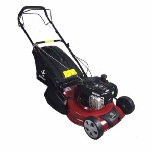"GARDENCARE LM46SPR 46CM (18"") PETROL SELF PROPELLED REAR ROLLER MOWER SALE"