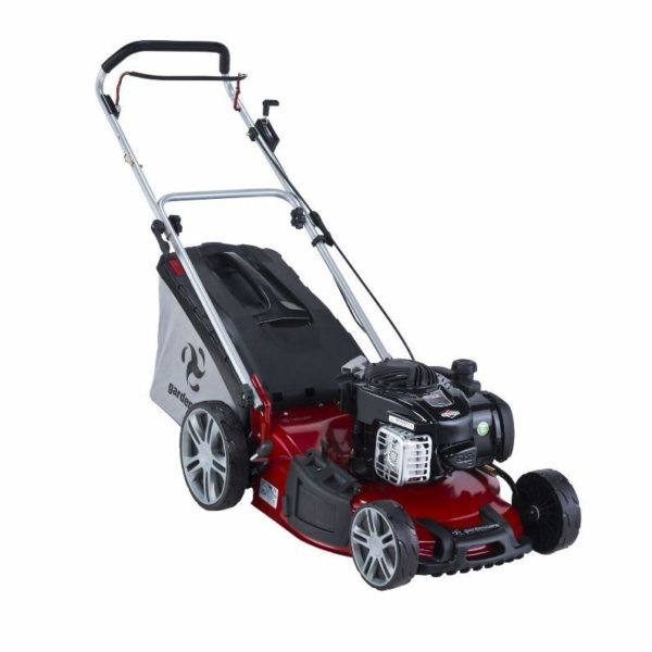 """GARDENCARE LMX46P 18"""" 140CC 2IN1 HAND PROPELLED LAWN MOWER SALE"""