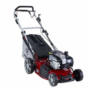 "GARDENCARE LMX46SP IS PRECISION 18"" 3IN1 SELF PROPELLED LAWNMOWER SALE"