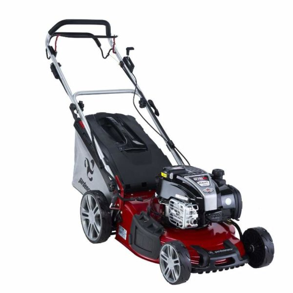 """GARDENCARE LMX46SP IS PRECISION 18"""" 3IN1 SELF PROPELLED LAWNMOWER SALE"""