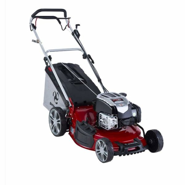 """GARDENCARE LMX51SP """"TO THE EDGE"""" 20"""" 3IN1 SELF PROPELLED LAWN MOWER SALE"""