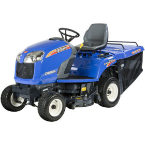 Iseki SXG216 Ride On Diesel Mower Sale